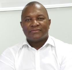 Don Makhoba, estate agent