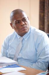 Sandile Mkhize, estate agent