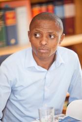 Thembelani Radebe, estate agent