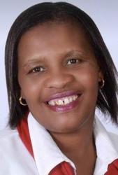 Mabongi Madlala, estate agent