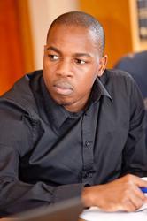 Sanele Mtshali, estate agent